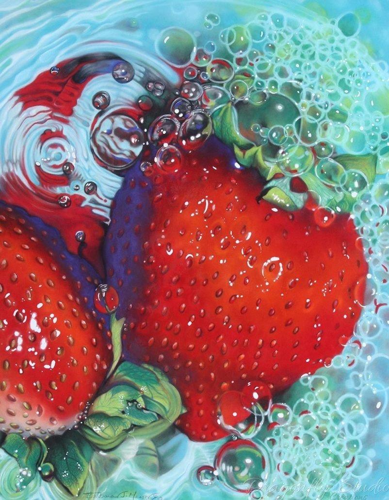 Strawberry Fusion