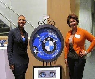 BMW reception B&N