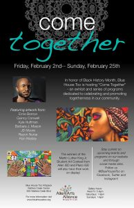 Come Together African American History Allen Art