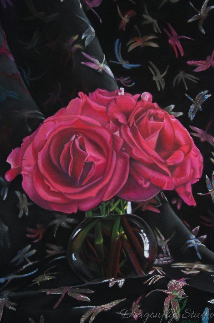 Roses Petals N Patterns