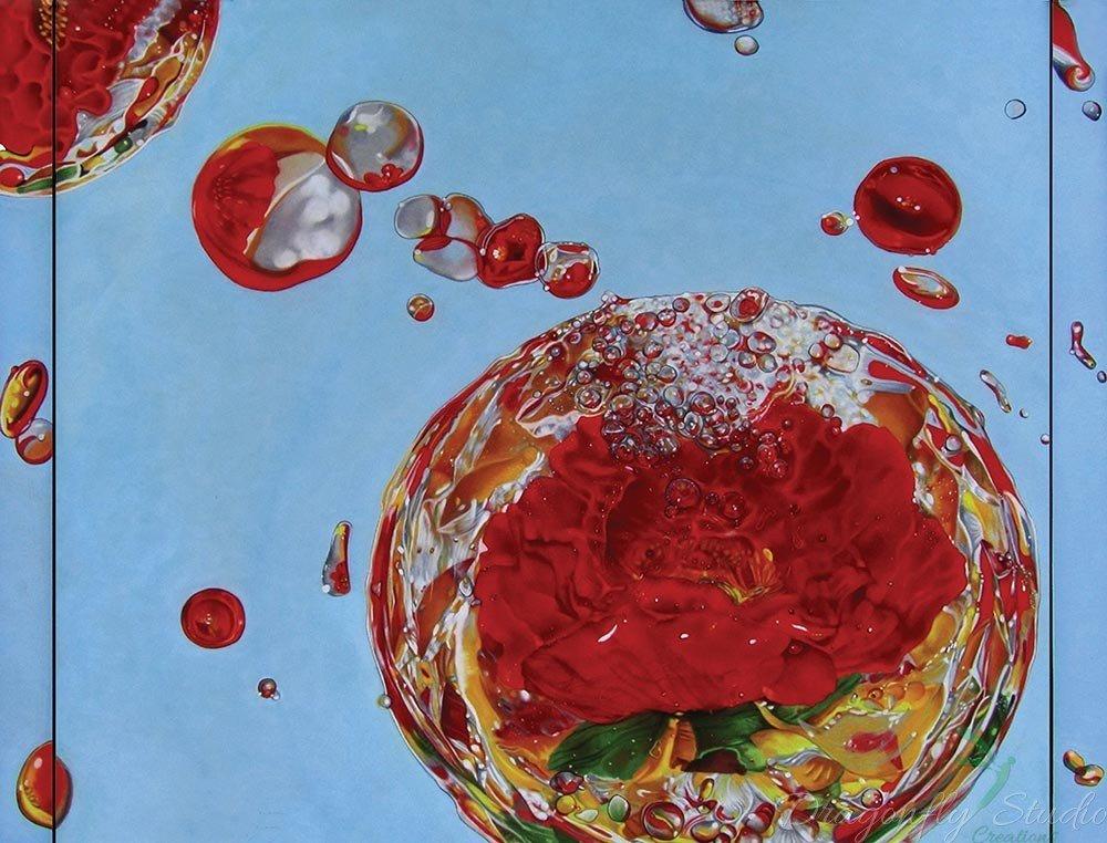 Submerged Pastel