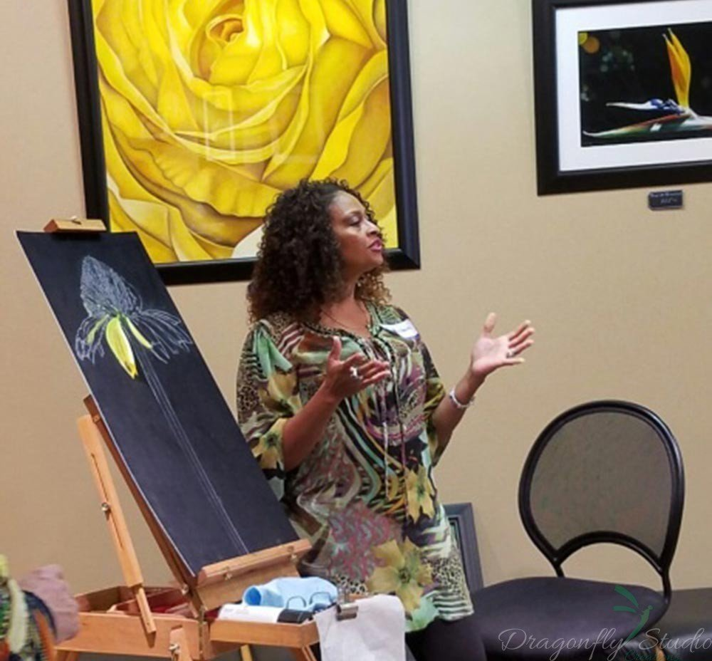 Barbara Mason Teaching